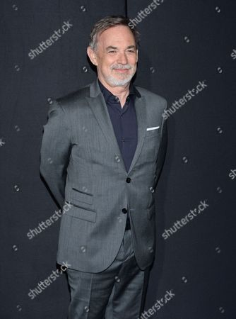 """Producer Erwin Stoff attends a special premiere of """"Edge of Tomorrow"""" at the AMC Loews, in New York. New York is the final stop on a three country, three premiere in one day fan premiere tour"""