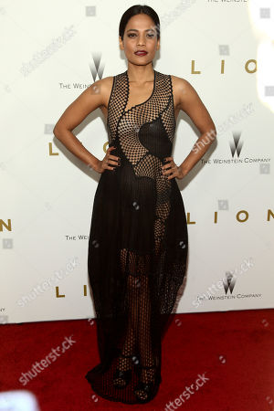 """Priyanka Bose attends the premiere of """"Lion"""" at the Museum of Modern Art, in New York"""