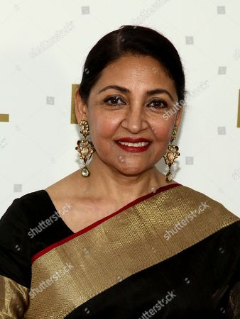 "Deepti Naval attends the premiere of ""Lion"" at the Museum of Modern Art, in New York"