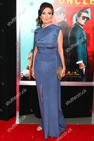 "Editorial photo of NY Premiere of ""The Man From U.N.C.L.E."", New York, USA"