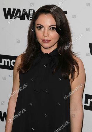 """Editorial photo of NY Premiere of """"The Wannabe"""", New York, USA"""