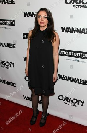 """Editorial picture of NY Premiere of """"The Wannabe"""", New York, USA"""