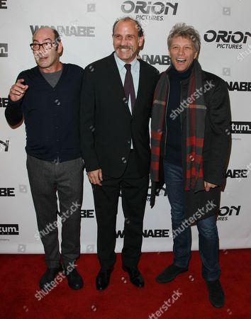 """Editorial image of NY Premiere of """"The Wannabe"""", New York, USA"""