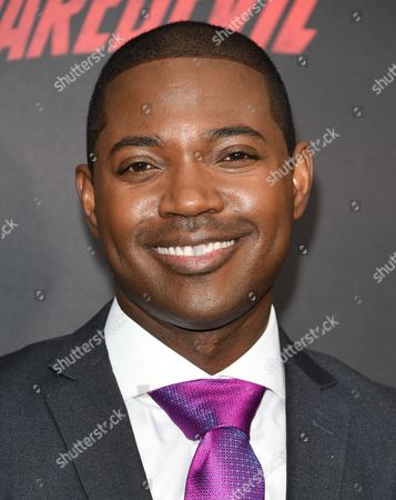 "Stephen Rider attends the premiere of Netflix's Original Series Marvel's ""Daredevil"" Season 2 at AMC Lincoln Square, in New York"