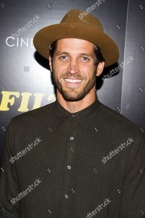 "Stock Photo of Albert Reed attends a screening of ""Filth"" hosted by The Cinema Society and Magnolia Pictures on in New York"