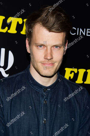 """Stock Photo of Martin Saar attends a screening of """"Filth"""" hosted by The Cinema Society and Magnolia Pictures on in New York"""
