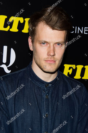 """Martin Saar attends a screening of """"Filth"""" hosted by The Cinema Society and Magnolia Pictures on in New York"""