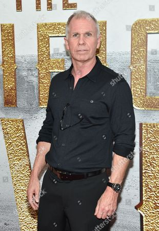 """Writer Richard Wenk attends a special screening of """"The Magnificent Seven"""" at The Museum of Modern Art, in New York"""