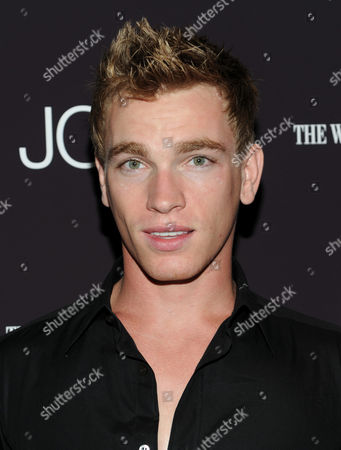 """Nick Gruber attends a special screening of """"JOBS"""" hosted by The Wall Street Journal at the Museum of Modern Art on in New York"""