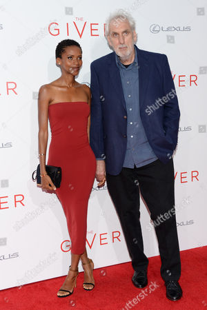 "Editorial picture of NY World Premiere of ""The Giver"", New York, USA"