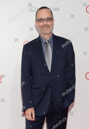 """Stock Image of Writer Robert Weide attends the world premiere of """"The Giver"""" at the Ziegfeld Theatre, in New York"""
