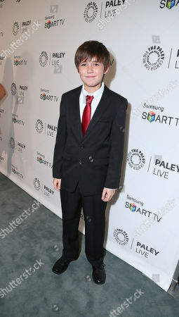 Preston Bailey seen at PaleyFest Previews: Fall Farewell with Dexter, on Thursday, Sep, 12, 2013 in Beverly Hills, Calif