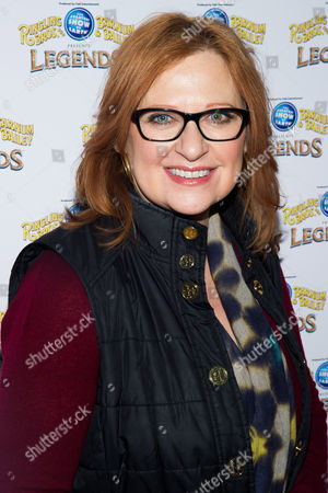 Stock Photo of Caroline Manzo attends the Ringling Bros. and Barnum & Bailey Present Legends circus on in New York