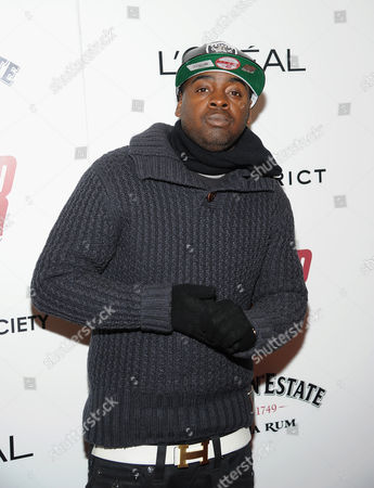 "Rapper Kidd Kidd attends a special screening of ""Parker"" hosted by The Cinema Society at the Museum of Modern Art on in New York"