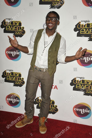 Singer Marcus Canty arrives at the Soul Train Awards at Planet Hollywood Resort and Casino, in Las Vegas