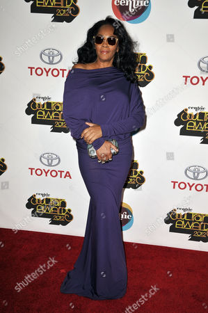 Singer Jody Watley arrives at the Soul Train Awards at Planet Hollywood Resort and Casino, in Las Vegas