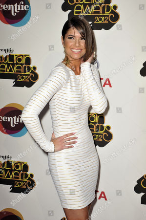 Singer Leah LaBelle arrives at the Soul Train Awards at Planet Hollywood Resort and Casino, in Las Vegas