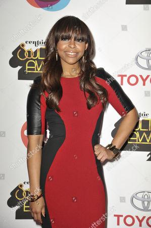 Editorial photo of Soul Train Awards - Arrivals, Las Vegas, USA