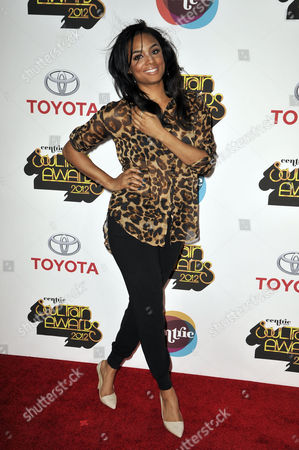 Editorial image of Soul Train Awards - Arrivals, Las Vegas, USA