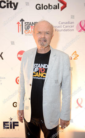 Kurtwood Smith attends Stand Up To Cancer Canada, in Toronto