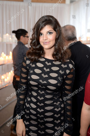 Nikki Yanofsky attends Stand Up To Cancer Canada, in Toronto