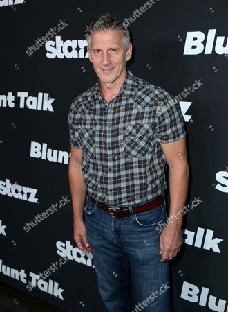 """Editorial picture of STARZ presents the Premiere of """"Blunt Talk"""", Los Angeles, USA"""