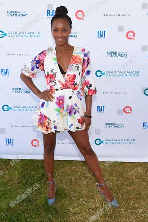 Editorial photo of Super Saturday Ovarian Cancer Research Benefit, Water Mill, USA