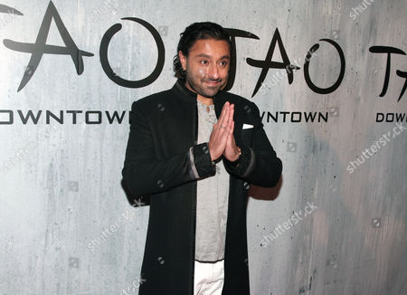 Hotel owner Vikram Chatwal attends the TAO New York Downtown Opening Party on in New York