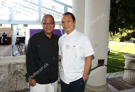 Editorial picture of Taste of the World Event, San Marino, USA