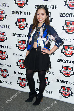 Michelle Phan attends the Teen Vogue 10th annual Fashion University at Conde Nast's new offices at 1 World Trade Center on in New York