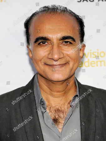 Iqbal Theba seen at the Television Academy's 66th Emmy Awards Dynamic and Diverse Nominee Reception at the Television Academy, in the NoHo Arts District in Los Angeles