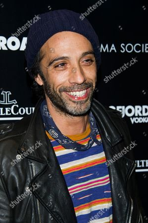 "Carlos Leon attends a screening of ""The Host"" presented by The Cinema Society and Jaeger-LeCoultre on in New York"