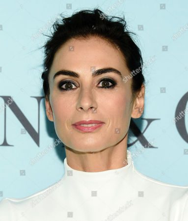 """Stock Photo of Tiffany & Co. design director Francesca Amfitheatrof attends the Tiffany & Co. 2016 Blue Book Celebration """"The Art of Transformation"""" at The Cunard Building, in New York"""
