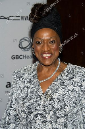 """Jessye Norman attends the """"Together to End AIDS"""" amfAR benefit on in Washington"""