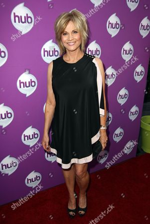 """Actress Markie Post arrives at The Hub's """"Transformers Prime Beast Hunters"""" World Premiere Screening Event on in Universal City, Calf"""