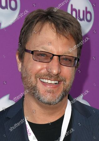 "Actor Steve Blum arrives at The Hub's ""Transformers Prime Beast Hunters"" World Premiere Screening Event on in Universal City, Calf"