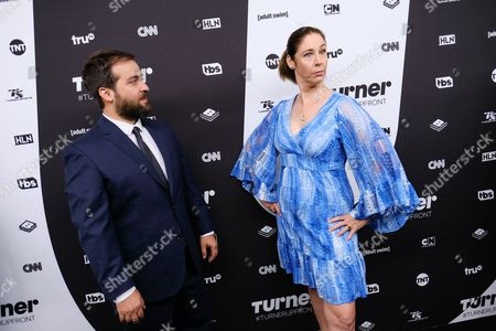 Editorial picture of Turner Network Upfronts 2016, New York, USA