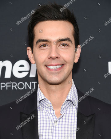 Michael Carbonaro attends the Turner Network 2016 Upfronts at Nick & Stef's Steakhouse, in New York