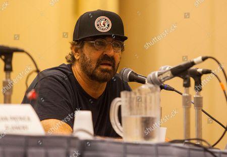 Stock Photo of David Della Rocco appears at the Wizard World Chicago Comic-Con, in Chicago