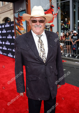 """Barry Corbin attends the world premiere of """"Planes: Fire And Rescue"""" at El Capitan Theatre, in Los Angeles"""