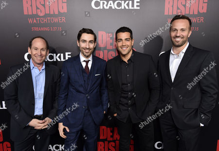 """Editorial image of World Premiere Of Crackle's """"Dead Rising Watchtower"""", Culver City, USA"""