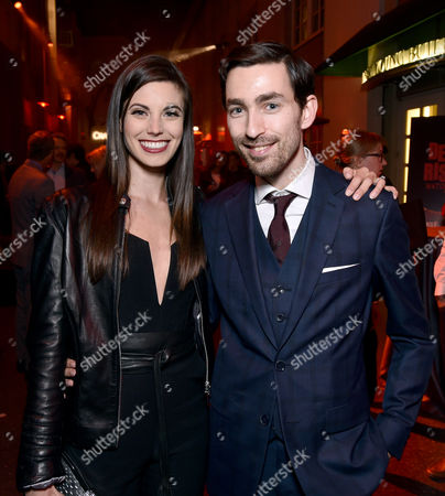 """Editorial picture of World Premiere Of Crackle's """"Dead Rising Watchtower"""", Culver City, USA"""