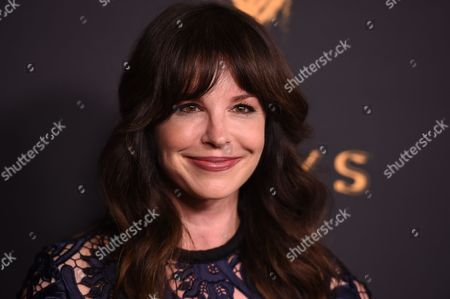 Stock Image of Christy Stratton attends the 2017 Producers Nominee Reception presented by the Television Academy on in Beverly Hills, Calif