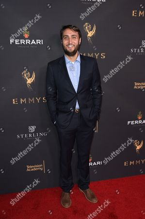 Stock Picture of Jeremy Konner attends the 2017 Producers Nominee Reception presented by the Television Academy on in Beverly Hills, Calif