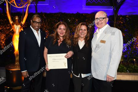 Editorial image of 2017 Producers Nominee Reception presented by the Television Academy, Beverly Hills, USA - 14 Sep 2017