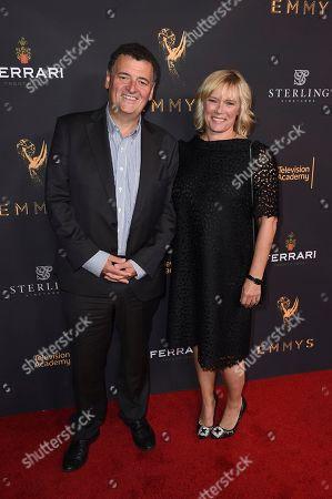 Stock Picture of Steven Moffat, Sue Vertue