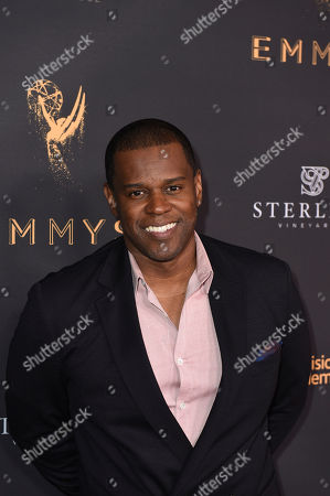 E. Brian Dobbins attends the 2017 Producers Nominee Reception presented by the Television Academy on in Beverly Hills, Calif
