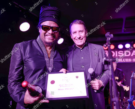 Maxi Priest  and Jools Holland