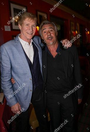 Lifetime Achievement Award winner Paul Jones and Legendary Songwriter Glen Matlock