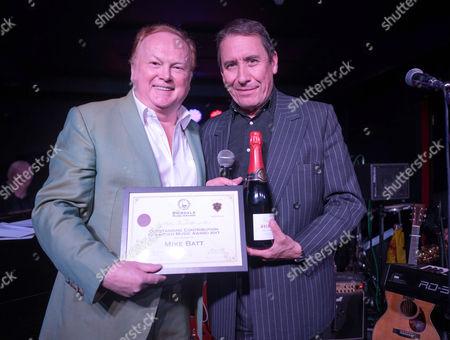 Mike Batt and Jools Holland